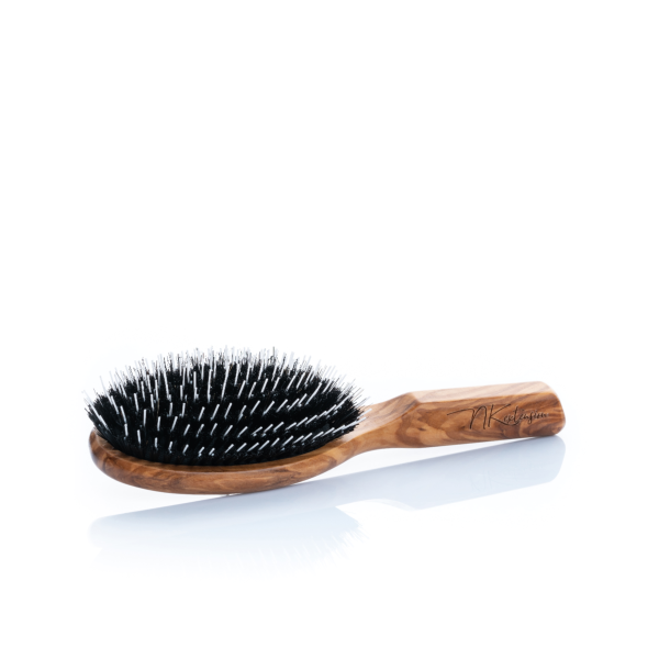 Olive Wooden Brush